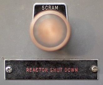 Scram - SCRAM button at the Experimental Breeder ReactorI