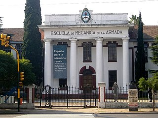 former school and detention center in Argentina, now a museum