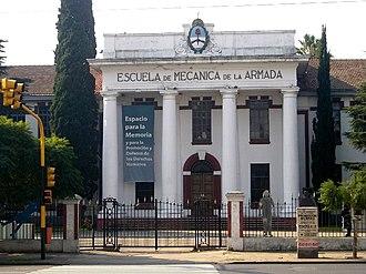 Núñez, Buenos Aires - Image: ESMA 2