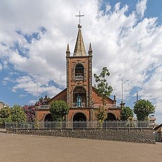 Ethiopian Catholic Archeparchy of Addis Abeba