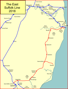 the east suffolk line