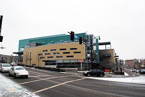 East Liberty (Pittsburgh) - The EastSide development in East Liberty.