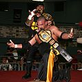 Eddie Kingston and Homicide - JAPW 2012.jpg