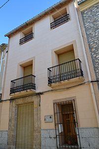 Edifici al carrer Colom, 51, Teulada.JPG