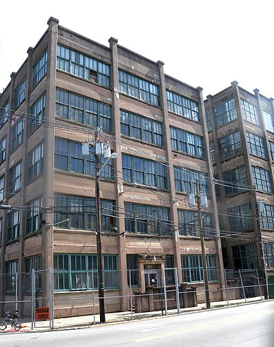 Edison Storage Battery Company Building