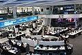 Editorial rooms of Ynet IMG 3413.JPG