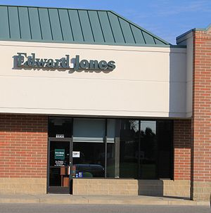 Edward Jones Investments - Edward Jones branch office, Ypsilanti Twp, MI