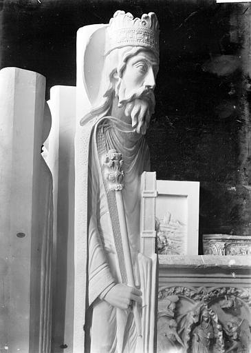 Eglise Notre-Dame - Corbeil-Essonnes - Médiathèque de l'architecture et du patrimoine - APMH00035670
