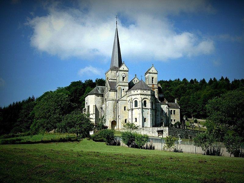 Église Notre-Dame de Mont-devant-Sassey (Classé)