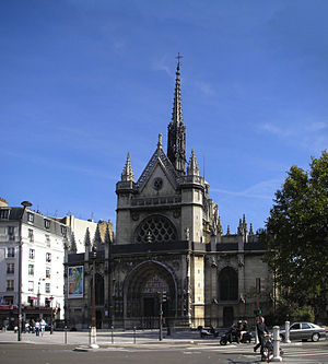 Saint-Laurent, Paris - Image: Eglise Saint Laurent Paris Oct 2007
