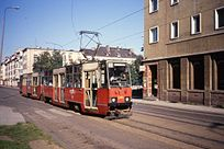 Elbląg Konstal 805N CAR 046 Aug 1990 - Flickr - sludgegulper.jpg