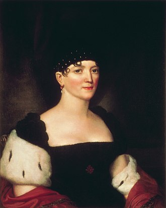 James Monroe - Elizabeth Kortright