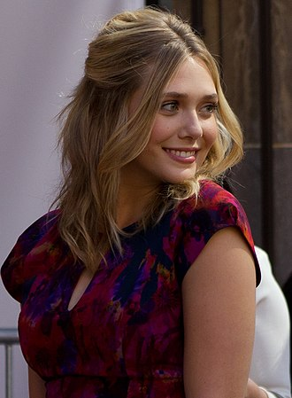 Elizabeth Olsen - Olsen at the 2011 Toronto International Film Festival debut of Martha Marcy May Marlene