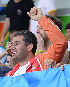 Elkhan Mammadov at the 2016 Summer Olympics.jpg