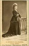 Emilie Mechelin, rollporträtt - SMV - H6 039.tif