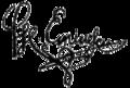 Eminescu signature.png