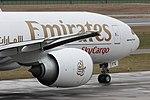 Emirates SkyCargo Boeing 777-F1H A6-EFE (22718076634).jpg