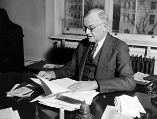 Emmett Marshall Owen American politician