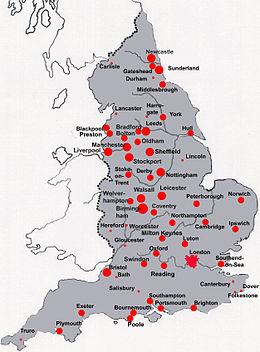 Anglia Wikipedia Wolna Encyklopedia
