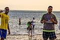 Enjoying at Mombasa Beach.jpg