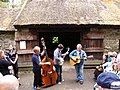 Entertainment at Ulster American Folk-park - geograph.org.uk - 543874.jpg