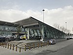 Entrance C of Terminal 1 of Shuangliu International Airport Station.jpg