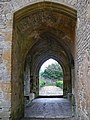 Entrance Porch, Minster Lovell Hall - geograph.org.uk - 1008762.jpg