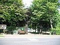 Entrance to Hall Garth Park - geograph.org.uk - 841316.jpg