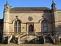 Entrance to Lacock Hall - geograph.org.uk - 1078537.jpg