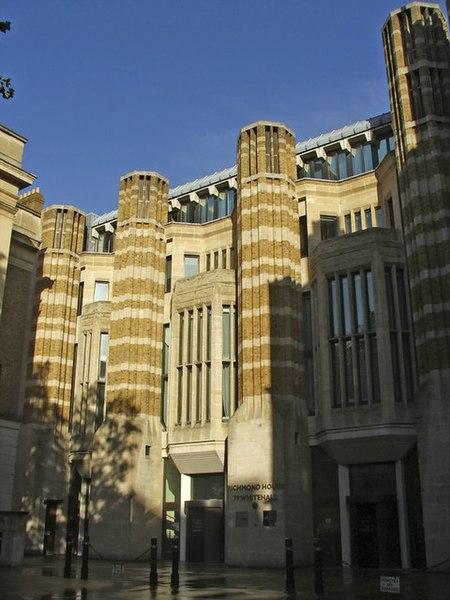 File:Entrance to Richmond House, 79 Whitehall, London - geograph.org.uk - 306901.jpg