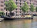 Entrepotdok, Barge, foto 1.JPG
