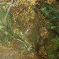 Envisat image of smoke plumes in Sudan ESA222441.tiff