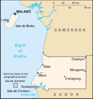 1979 Equatorial Guinea coup détat