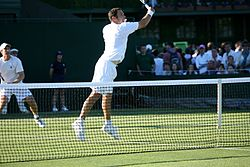 Eric Butorac and Scott Lipsky at the 2009 Wimbledon Championships 01.jpg