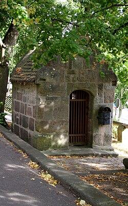 Erlangen Kapelle zum Heiligen Grab 001.JPG