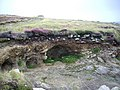 Erosion, Porth Wreck, St. Mary's - geograph.org.uk - 934774.jpg