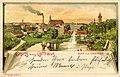 Erwin Spindler Ansichtskarte Cottbus Stadtpark.jpg