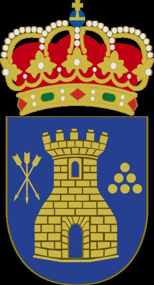 Casares, Málaga - Image: Escudo de Casares