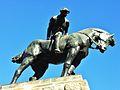 Estàtua eqüestre de Sant Jordi (Barcelona) - 2.jpg