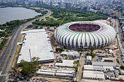 Estádio Beira-Rio 2014