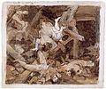 Estragos de la guerra (dibujo a la aguada preparatorio Desastre 30).jpg
