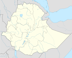 Werder, Ethiopia is located in Ethiopia