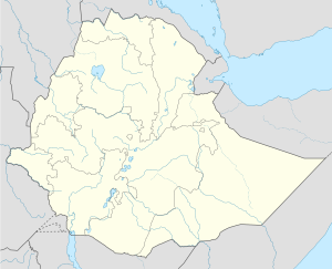 Lalibela is located in Ethiopia