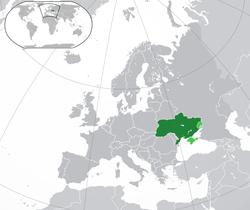 乌克兰实际管辖区 宣称主权但未控制的克里米亚和顿巴斯部分地区