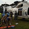 Evacuation to Bukavu hospital of 8 critically wounded casualties (24244694317).jpg