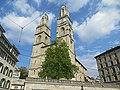 Evang.-ref. Kirchgemeinde Grossmünster - panoramio.jpg