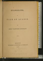 Evangeline Gedicht Wikipedia