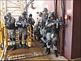 Exercise PRASTHAN conducted in Western Offshore Development Area under aegis of Western Naval Command, 2017 (5).jpg