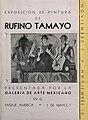 Exposición de pintura de Rufino Tamayo.jpg