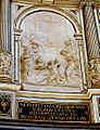 Expulsión de los mercaderes del Templo de Jerusalén, en la Sala capitular (Catedral de Sevilla).jpg